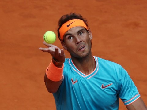 Rafael Nadal hits landmark win at the Madrid Open as he sweeps Felix Auger-Aliassime aside