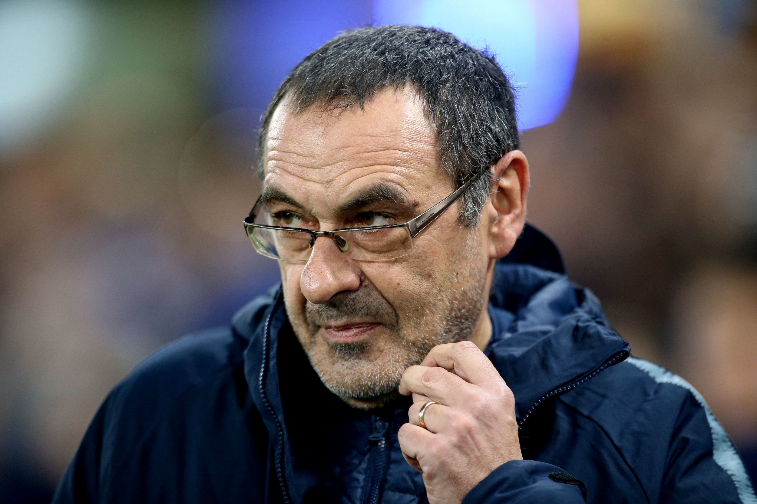 Juventus contact Chelsea boss Maurizio Sarri over replacing Max Allegri as manager