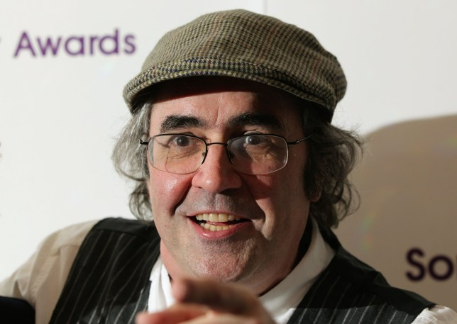 File photo dated 13/05/13 of Danny Baker who says he has been fired by BBC Radio 5 Live after tweeting a joke about the Duke and Duchess of Sussex???s son using a picture of a monkey. PRESS ASSOCIATION Photo. Issue date: Thursday May 9, 2019. See PA story SHOWBIZ Baker. Photo credit should read: Yui Mok/PA Wire