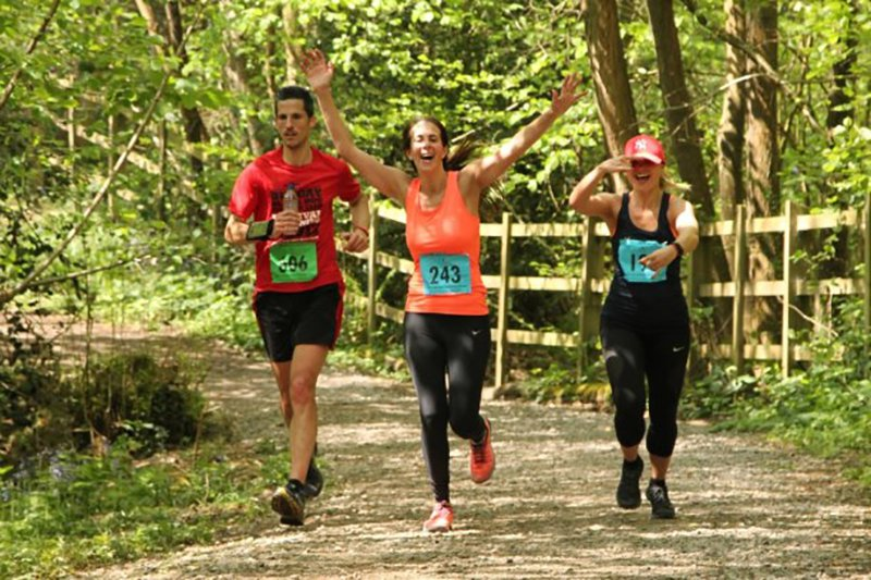 Bewl Water Marathon route and start time