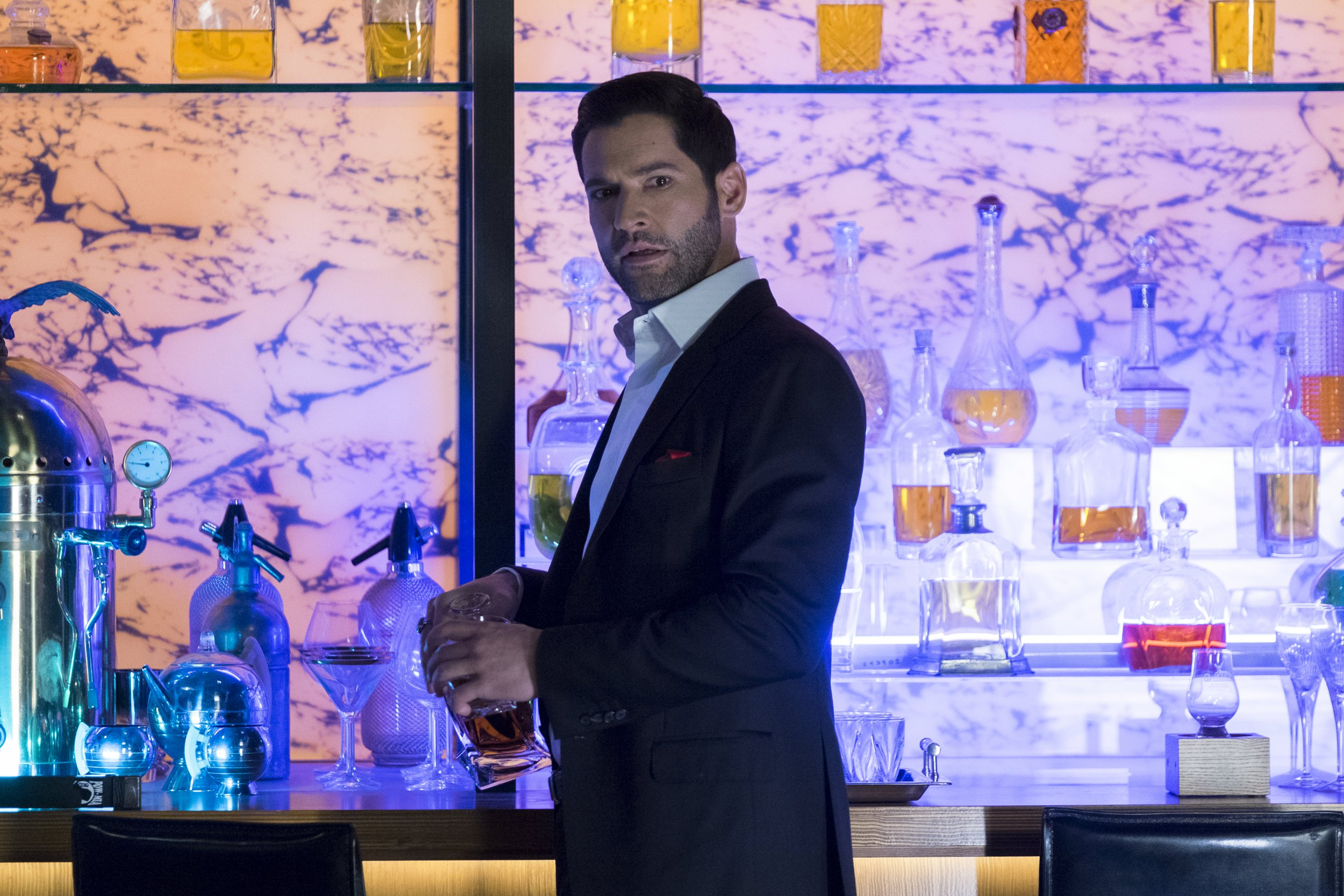 Lucifer is the most binged-watched show on Netflix, so we're almost definitely getting a season 5