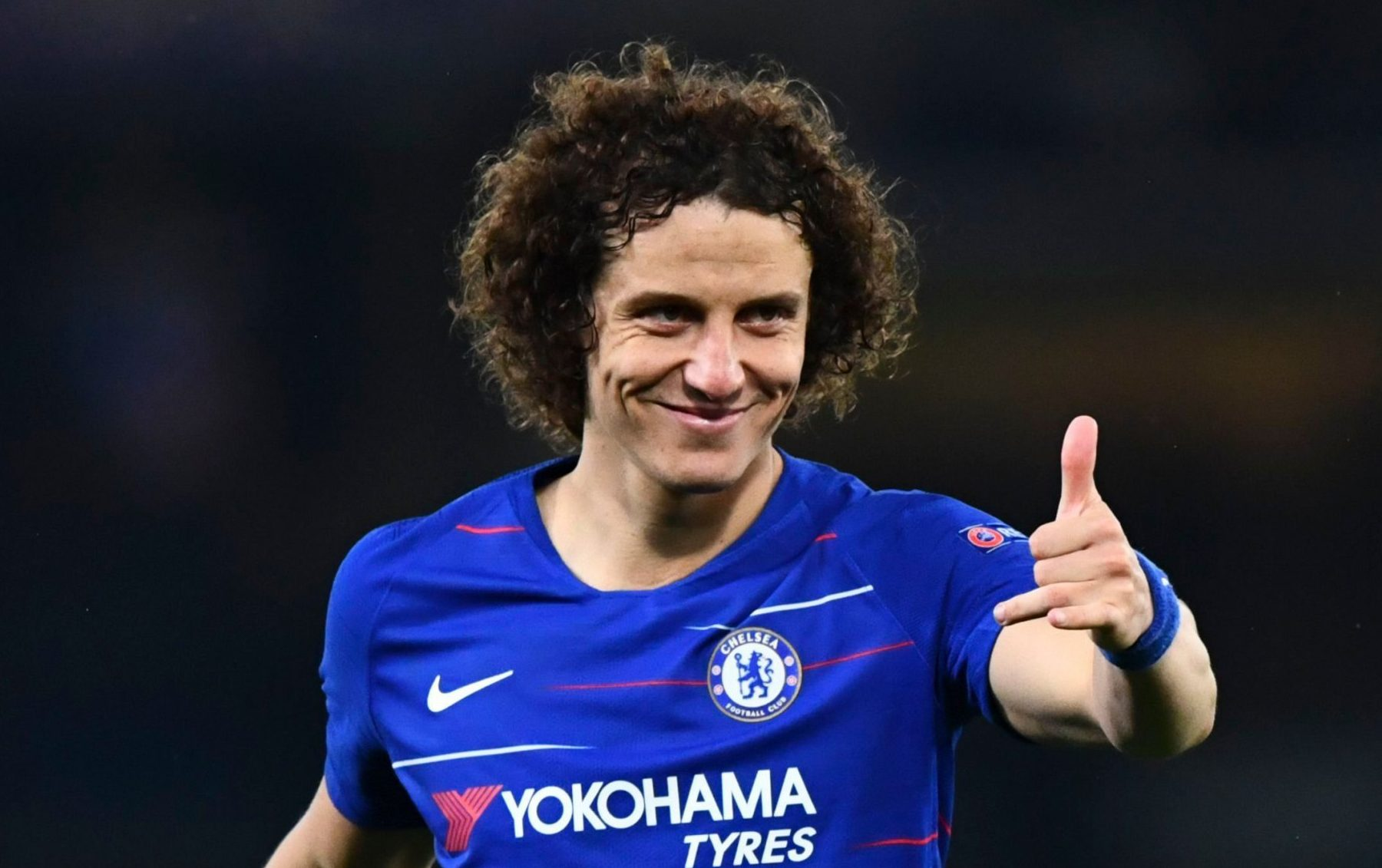 David Luiz signs new two-year contract with Chelsea