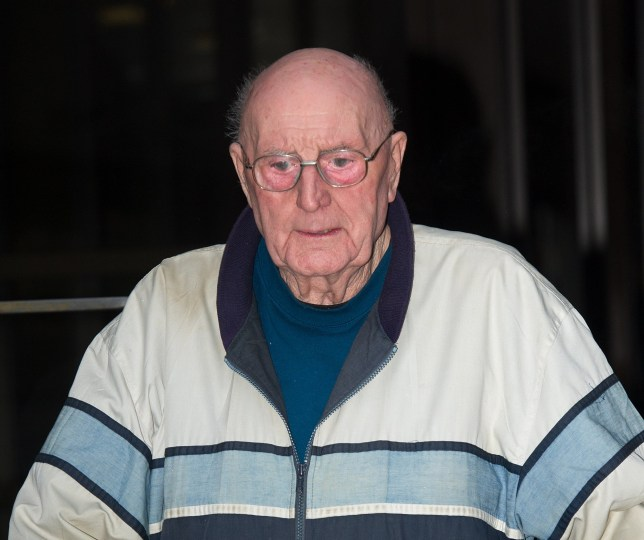 Lawrence Franks, 84, killed his wife because he couldn't cope with his dementia-stricken wife any longer