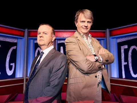 Have I Got News For You returns for new series without studio or audience amid coronavirus pandemic
