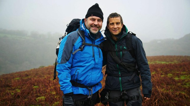 David Walliams Bear Grylls depression