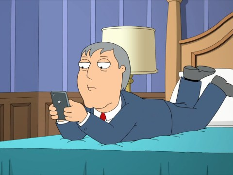 First Look at Family Guy's touching Adam West tribute ahead of season 17 finale