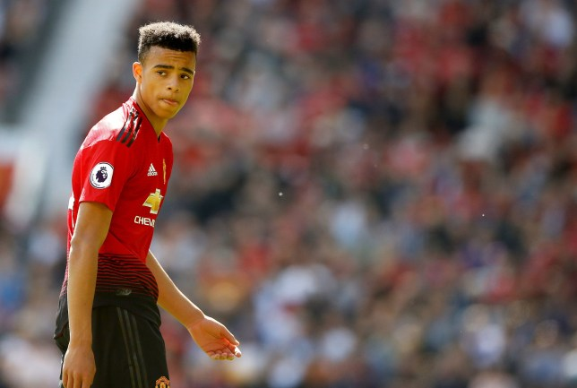 Mason Greenwood is Manchester United's youngest ever