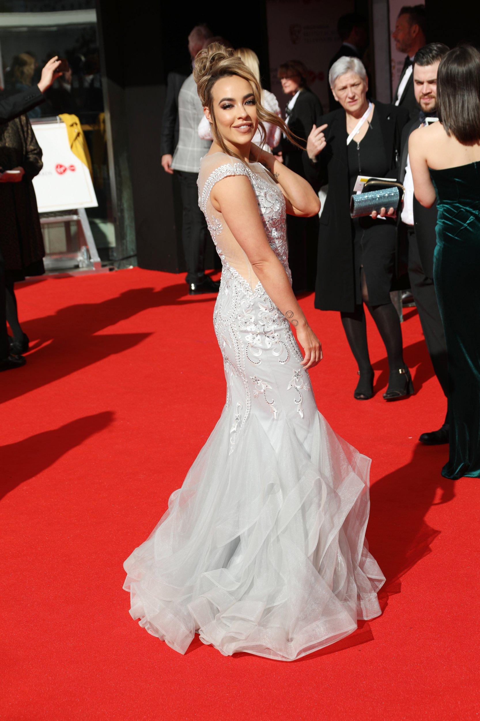 Hollyoaks star Stephanie Davis reveals plans to marry boyfriend Owen Warner