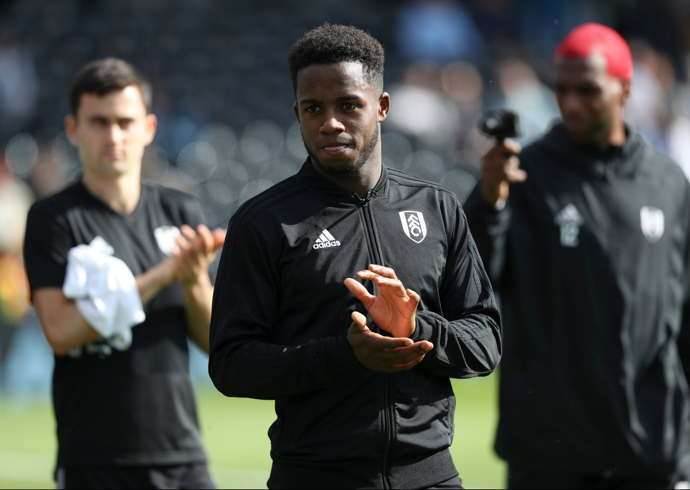 Ryan Sessegnon is keen on a move to Tottenham