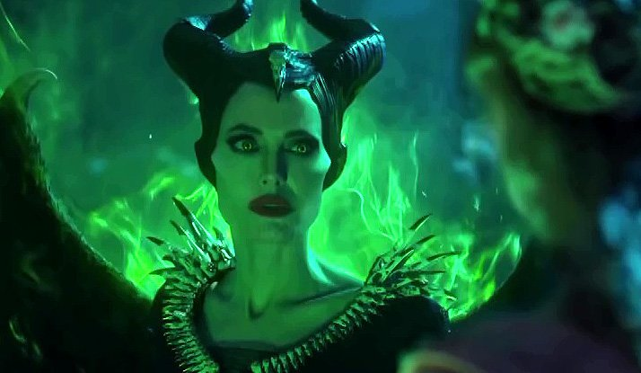 Angelina Jolie is behind with a reprisal in Maleficent 2 trailer Picture: Disney METROGRAB