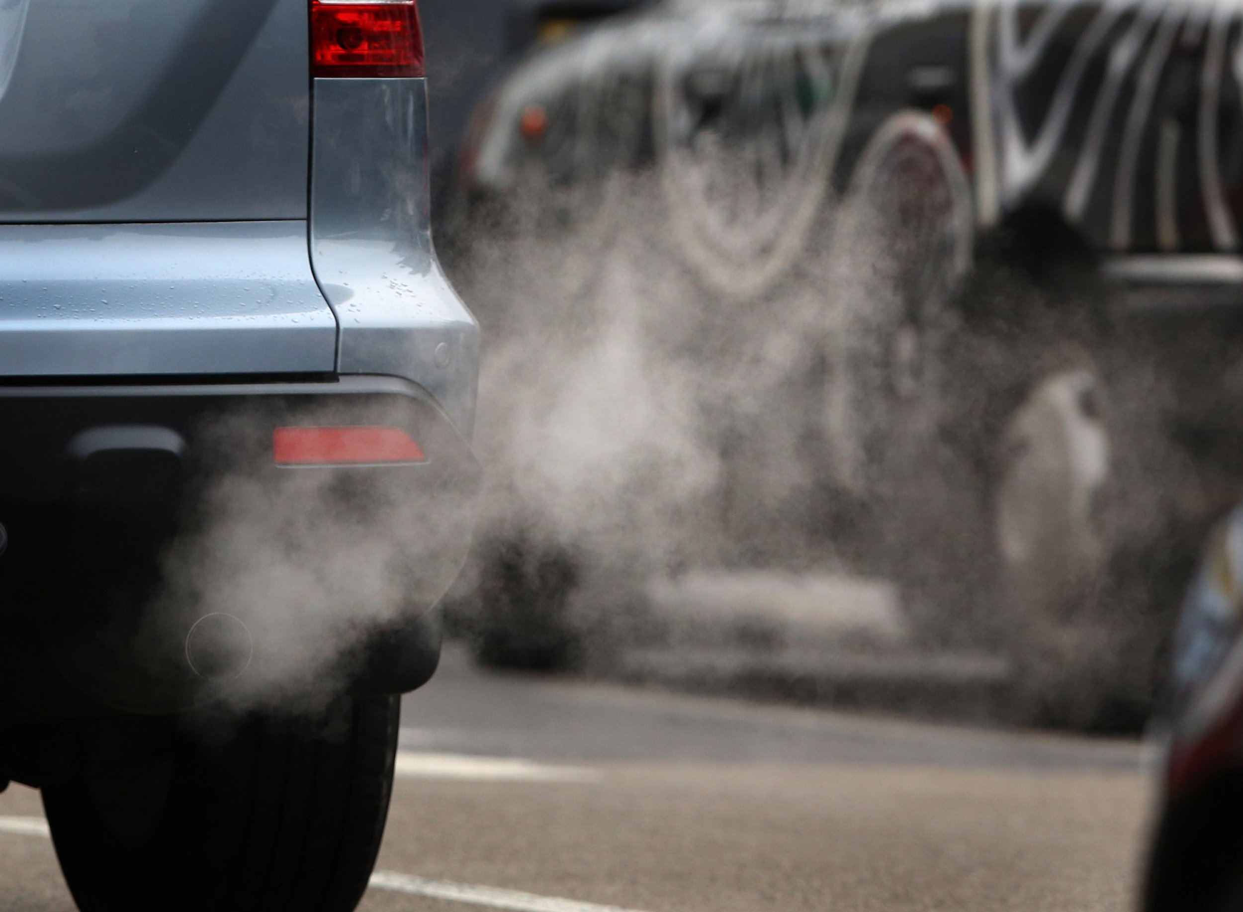 You could be instantly fined for leaving your engine on while parked