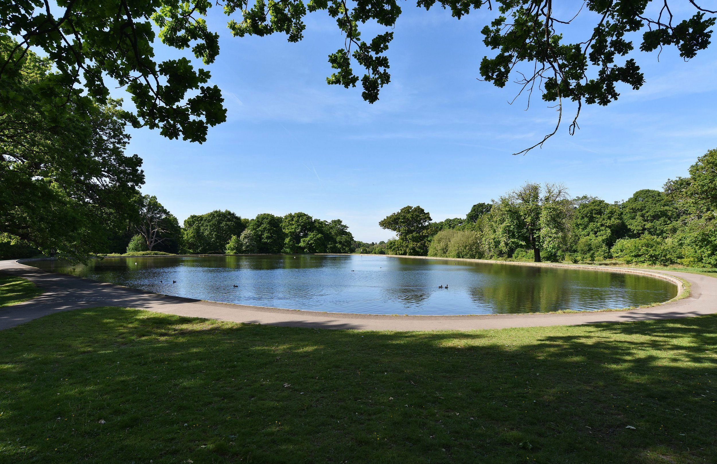 Amandeep Singh Sansoa's body was found in the then-drained yachting pond in Southampton Common