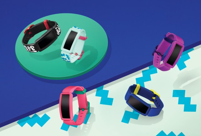 Fitbit Ace 2 is marketed at children