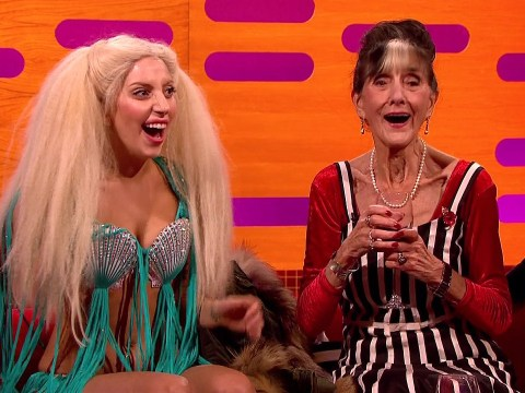 Lady Gaga asked EastEnders star June Brown to go clubbing but she was too busy