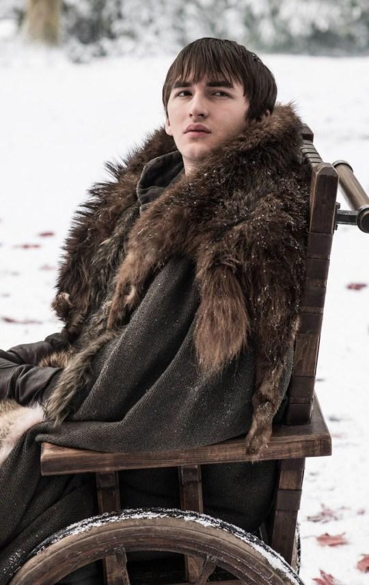 Bran Stark in Game of Thrones finale