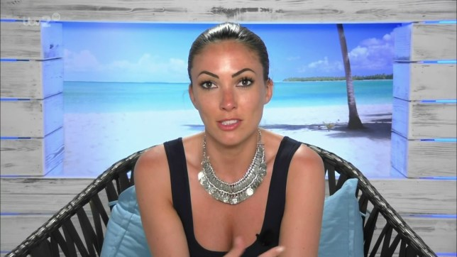 Sophie Gradon, a contestant on ITV reality series 'Love Island'