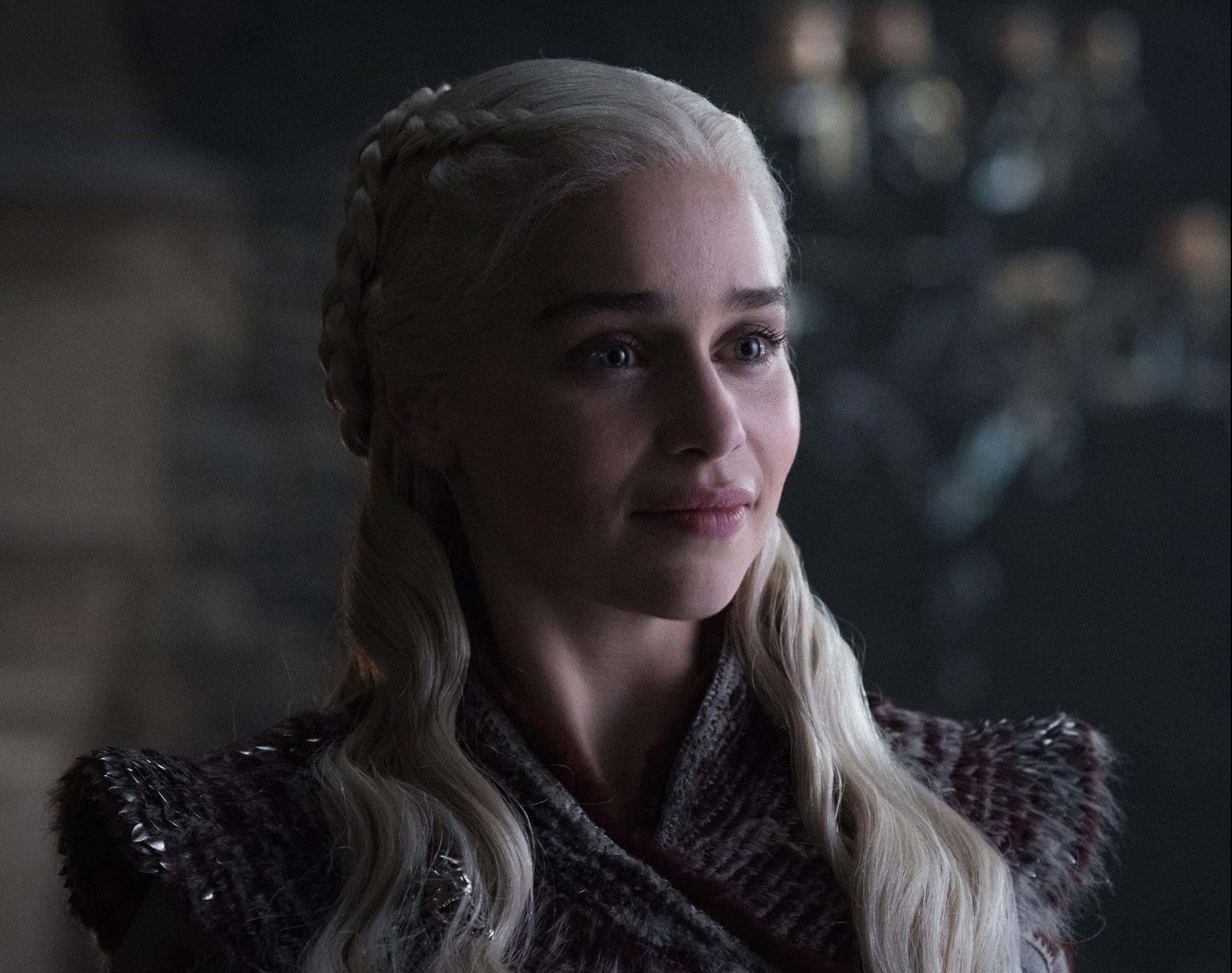 Game Of Thrones star Emilia Clarke defends 'logical' Daenerys storyline after season 8 finale