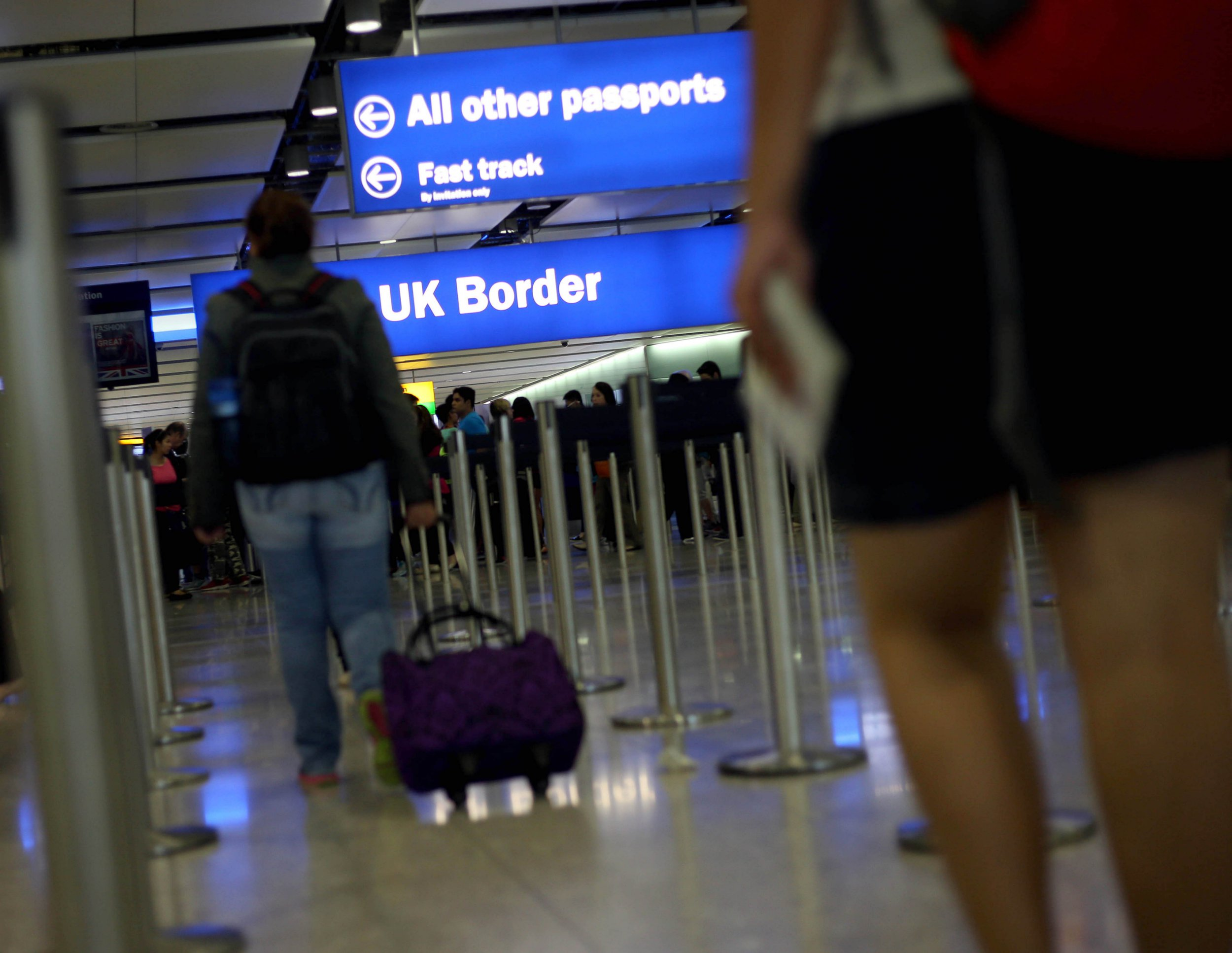Experts say the number of illegal immigrants could go up after the UK leaves the EU