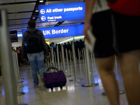 Britain's border shame as children are held at Heathrow Airport for more than 12 hours at a time
