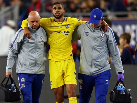 Chelsea's Ruben Loftus-Cheek injury doubt for Europa League final against Arsenal