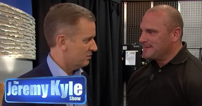 Jeremy Kyle fans rally round Security Steve to help him find a job after axe picture: ITV ~METROGRAB