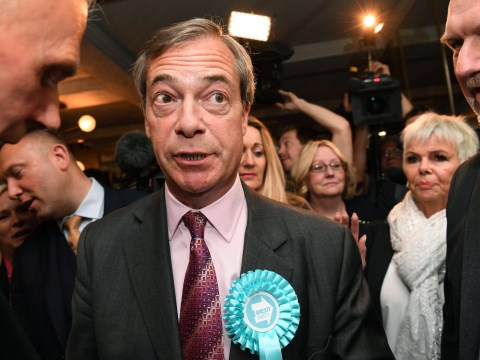 The reason for Farage's worrying popularity – his message is clear