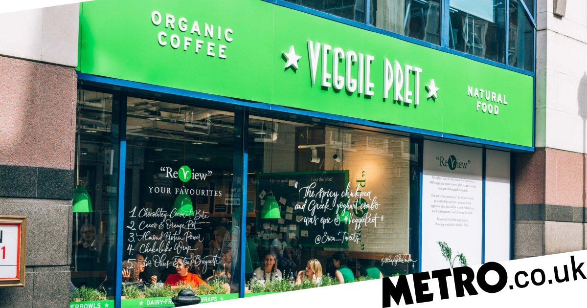 Pret a Manger 'to take over rival Eat' and expand veggie options