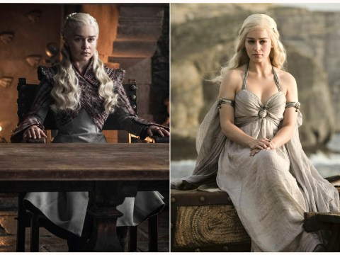 Emilia Clarke admits she's scared Beyonce will hate her after Game Of Thrones final