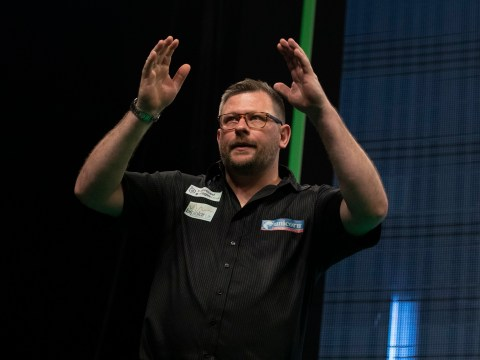 James Wade is 'getting a big brown envelope' from Michael van Gerwen after beating Rob Cross