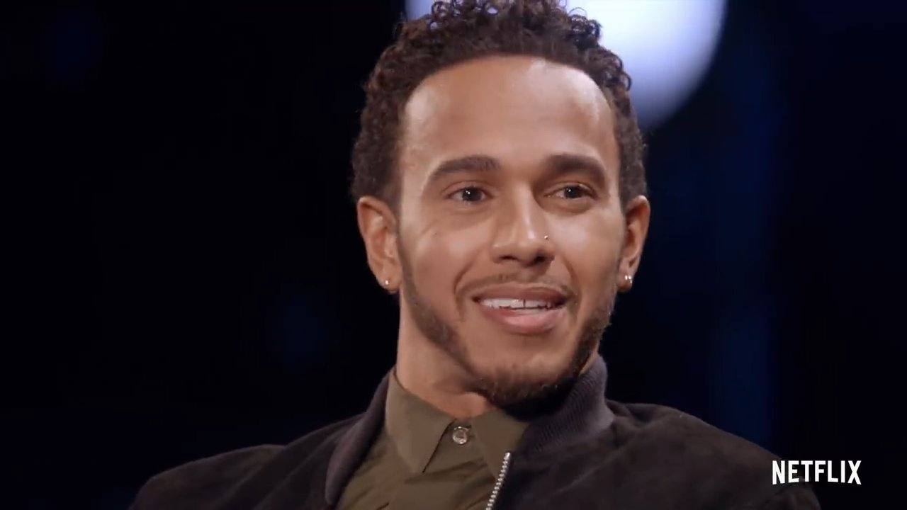 Lewis Hamilton struggled in school after being made a target of bullies: 'I was a smaller kid'