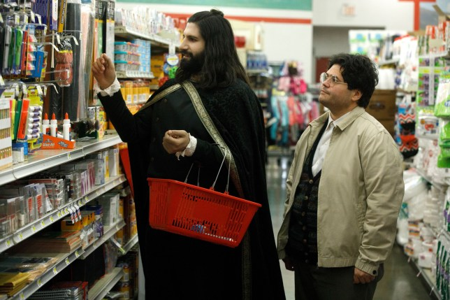 Screenshot from FX's What We Do In The Shadows