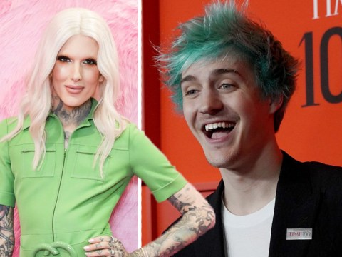 Ninja and Jeffree Star 'break YouTube' as they strike up unlikely friendship and tease collaboration