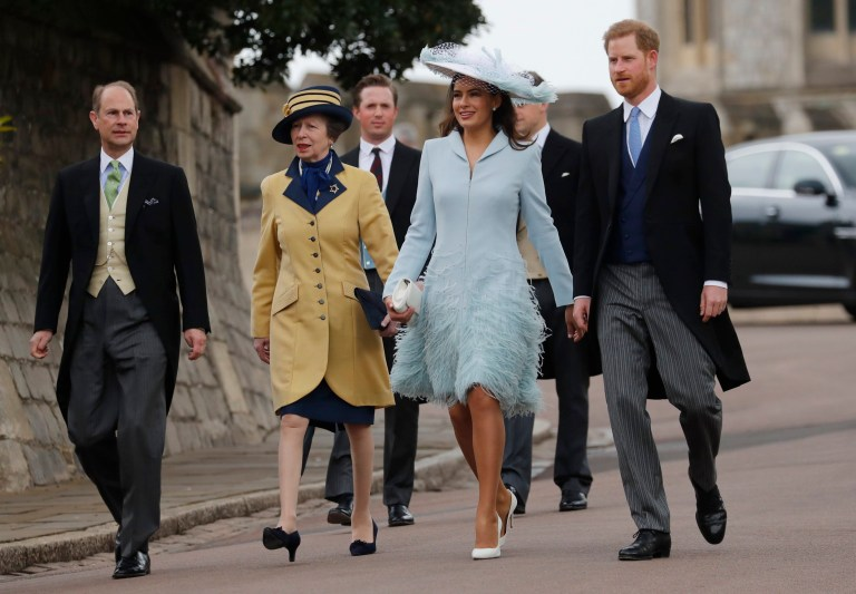 Prince Edward Wedding.Prince Harry Joins Queen At Third Royal Wedding In Windsor