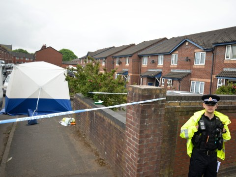 Woman arrested on suspicion of murder after man stabbed in street fight
