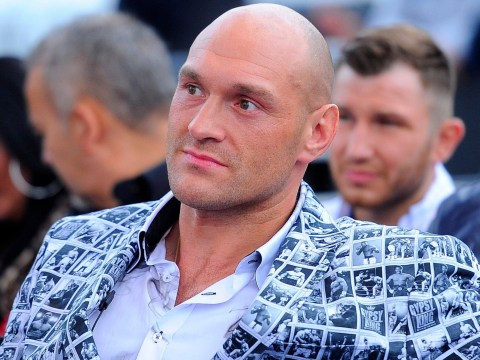 Eddie Hearn claims Tyson Fury will be ordered to fight Dillian Whyte next