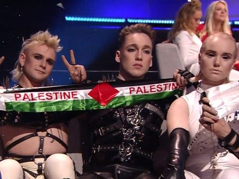 Iceland's Hatari confirm collaboration with queer Palestinian artist after Eurovision protest