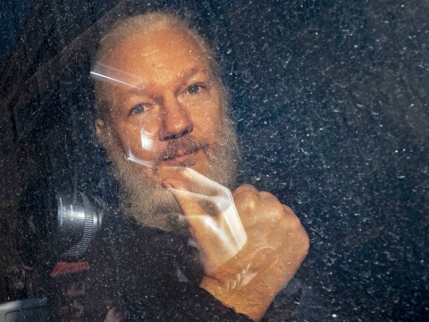Sajid Javid signs US extradition request for Julian Assange