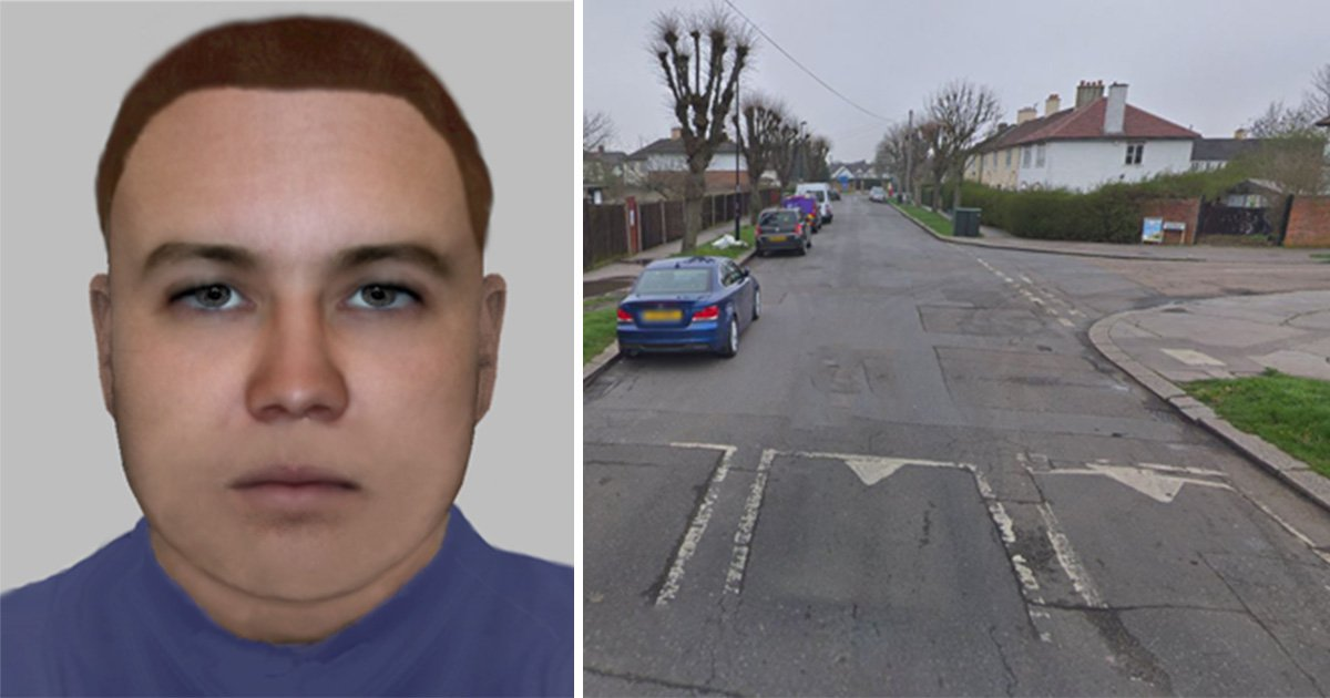 Woman and girl sprayed with acid from van in drive-by attack