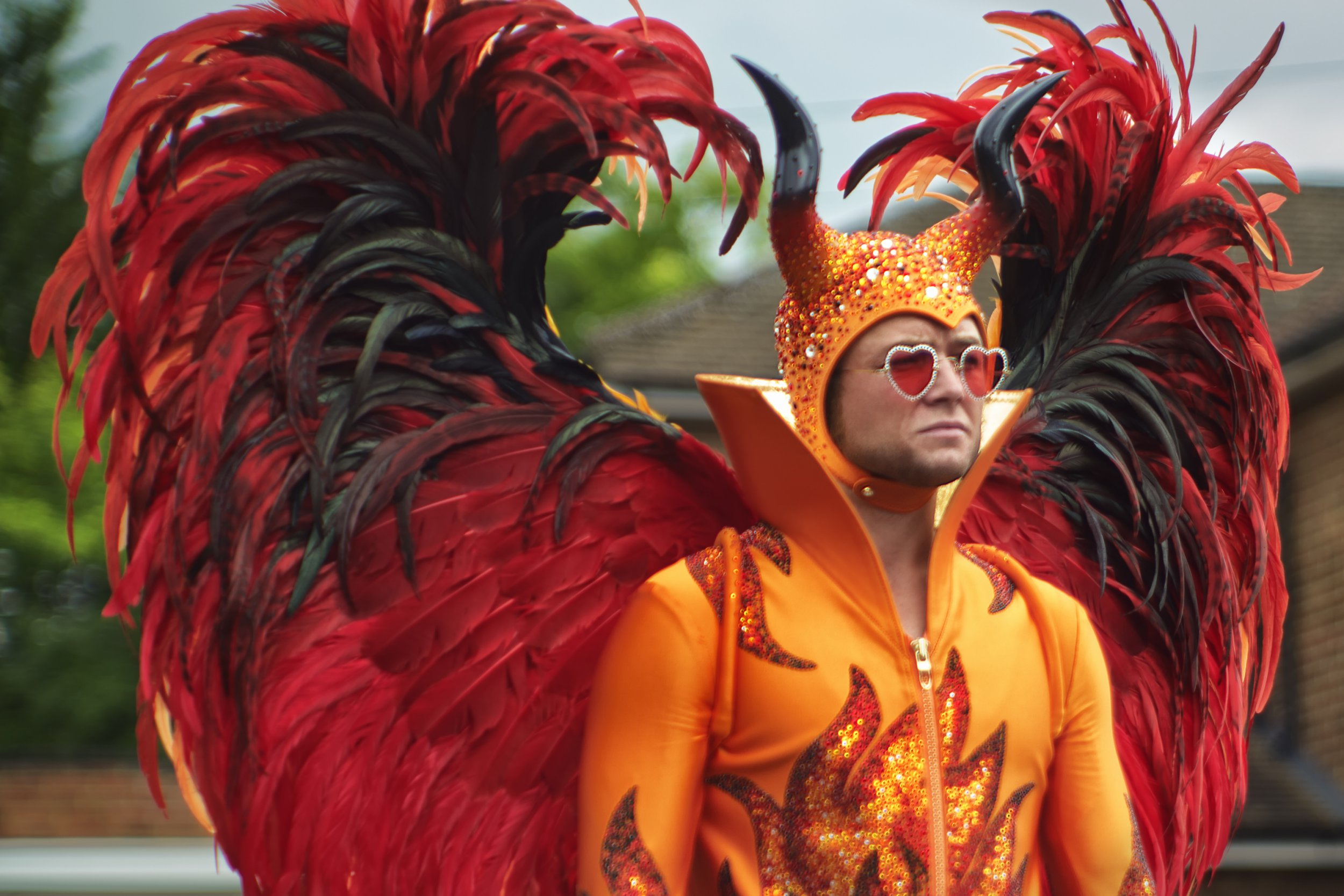 Rocketman sex and drugs scenes almost left out for PG-13 rating – but Elton John 'didn't have PG-13 life'