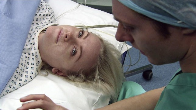 Katie McGlynn as Sinead Tinker in Coronation Street