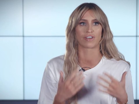Ferne McCann gets emotional about pregnancy betrayal and ex's acid attack