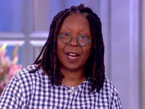 Whoopi Goldberg came close to death after suffering pneumonia, doctors reveal