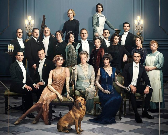 When is the Downton Abbey movie UK release date, and who will be in the cast?