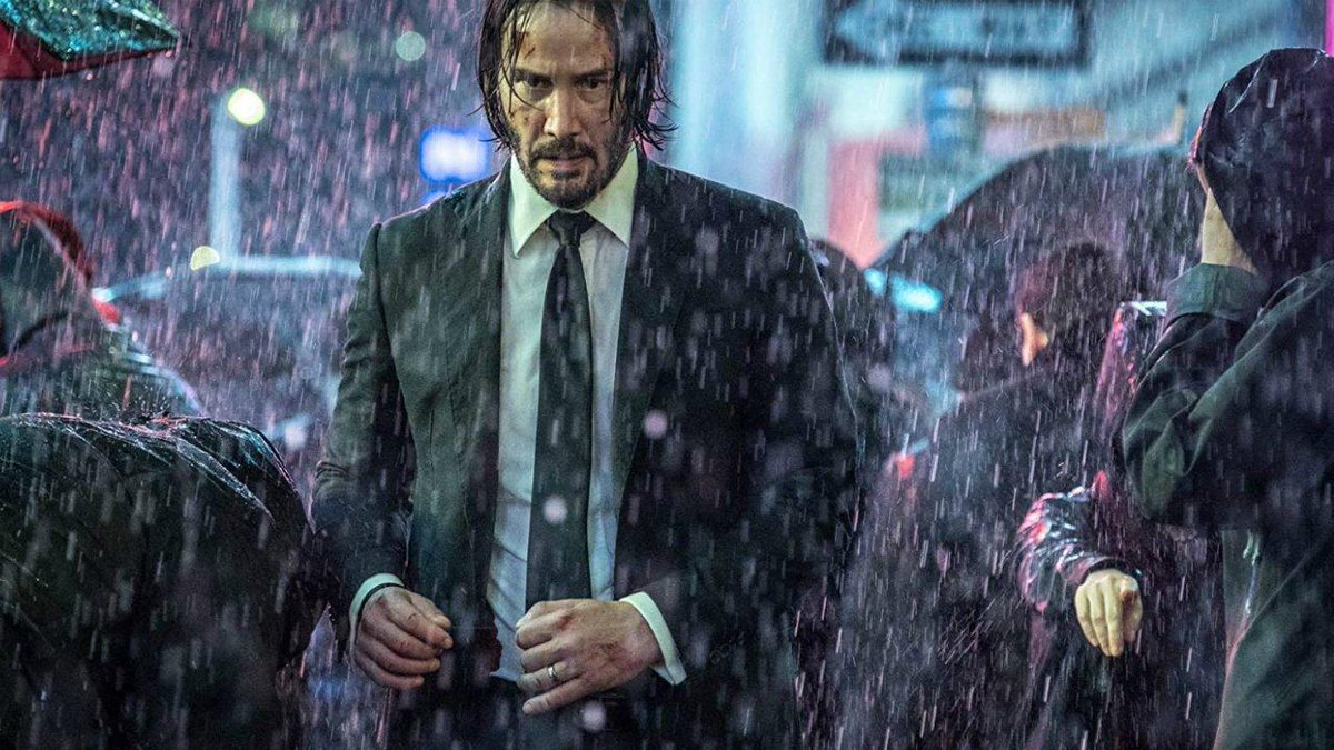 John Wick 4 will be released in May 2021