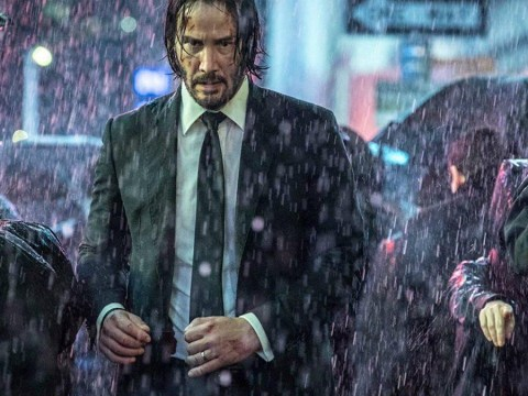 Keanu Reeves is returning for John Wick 4 as deadly assassin's latest outing knocks Avengers off top spot
