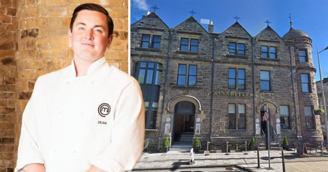 """A professional Masterchef finalist says he will penalise """"no-show"""" diners at his restaurant - after losing a potential ??1,000 in revenue in just one day. Rising culinary star Dean Banks was left out of pocket last Saturday when 14 people failed to honour their reservations at his eatery, Haar, in St Andrews, Fife. The no-shows cost the chef, who was a finalist on the BBC Two television series 'Masterchef: The Professionals, the equivalent of 30 per cent of the bookings."""