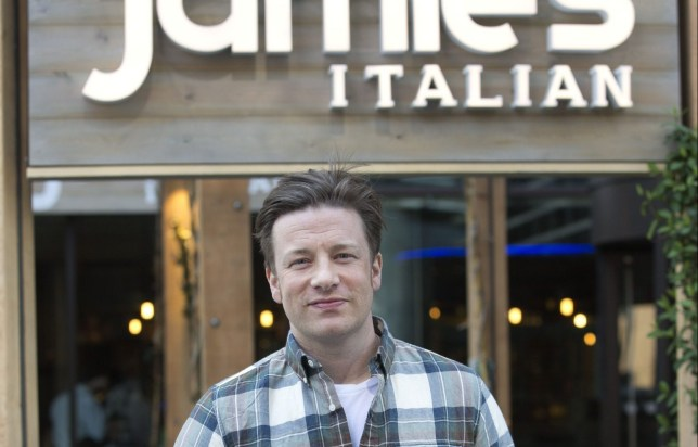 Jamie Oliver loses £25 million amid restaurant chain collapse as creditors face £83 million loss