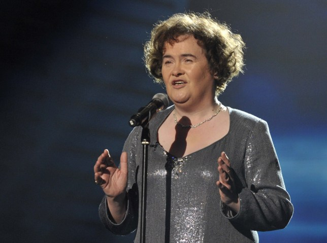 Editorial use only. No book publishing. Mandatory Credit: Photo by Ken McKay/REX/Shutterstock (933345dr) Susan Boyle. 'Britain's Got Talent' TV Programme, Final, London - 30 May 2009 Favourite Susan Boyle was beaten to the title of 'Britain's Got Talent' TV Show, by street dance group 'Diversity'. The 11 strong group of dancers aged between 12 to 25, from Essex fell to the floor when the decision was announced, which nets them ?100,000 and a slot on the Royal Variety Show in December.