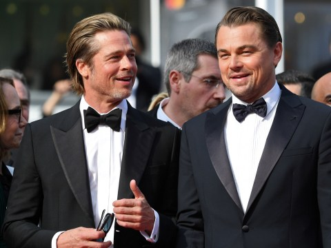 Brad Pitt and Leonardo DiCaprio 'bond over pottery' while filming Once Upon A Time In Hollywood and we stan so hard