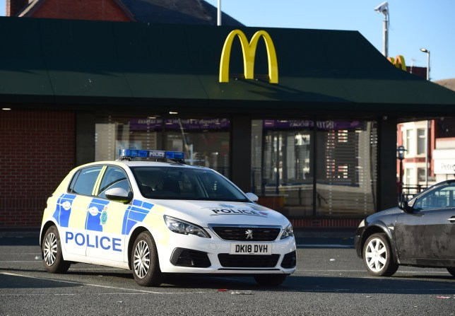 The body of a man was found inside the toilets of the McDonald's restaurant in Kensington, Merseyside. Emergency services were called to the restaurant on Beech Street at around 5.10pm Tuesday afternoon to reports of the sudden death of a man. Paramedics and police officers attended the restaurant but found the man unresponsive. He was pronounced dead at the scene.